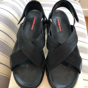 Prada Sandals size 39(US 9)